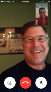 FaceTime Interview with Art Goetze